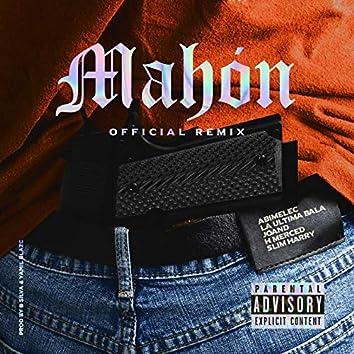 Mahón (Offcial Remix)