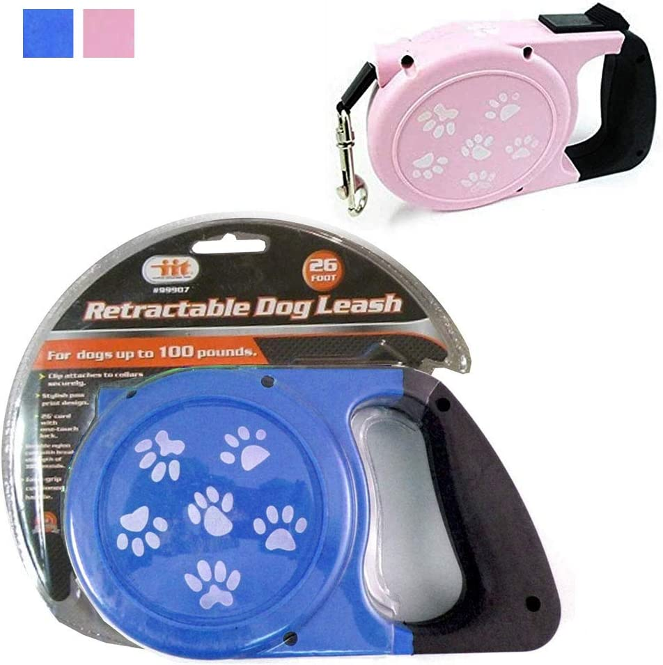 Dog Pet Al sold out. Leash Long Obedience Recall Lead 26 Walking Ft Ranking TOP18 Training