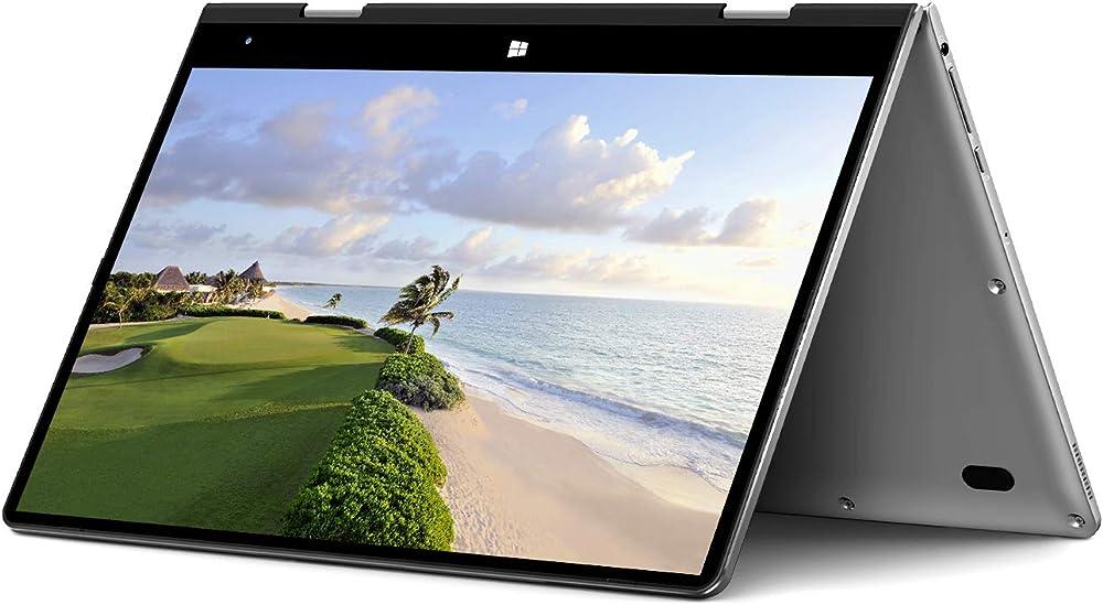 Bmax portatile pc convertibile notebook 11 quad core n4120, 8 gb di ram, ssd da 256 gb Y11