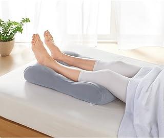 【睡眠環境・寝具指導士が開発】 もちもち足まくら(洗える専用カバー付き) 608603(サイズはありません ア:グレー)
