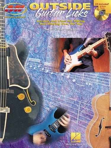 Jean Marc Belkadi: Outside Guitar Licks (Private Lessons / Musicians Institute)