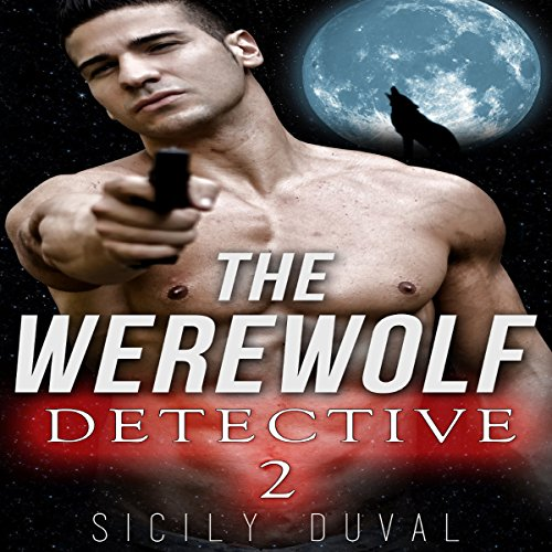 The Werewolf Detective 2 audiobook cover art