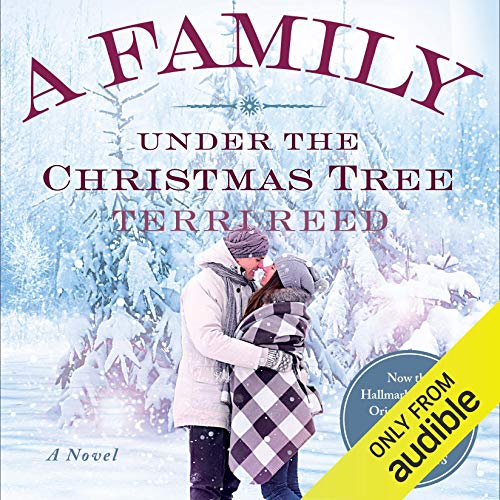 A Family Under the Christmas Tree audiobook cover art