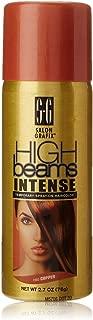 High Ridge High beams intense temporary spray on hair color, copper, 2.7 ounce, 2.7 Fl Oz