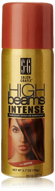 High Beams Mesa Mall Intense Spray-On Hair Color San Diego Mall Add Te 2.7 Oz - -Copper