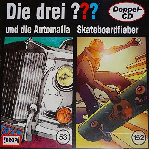 Die drei ??? und die Automafia (53) / Skateboardfieber (152)