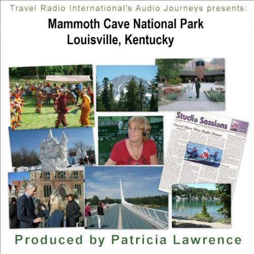 Audio Journeys: Mammoth Cave National Park, Louisville, Kentucky cover art