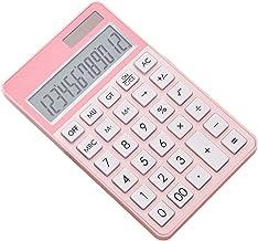 $32 » WCN Calculators Dual Power Calculator 12-Digit Display Desktop Calculator Student Financial Office Common Large Screen Cal...