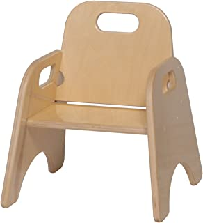 Steffy Wood Products 7-Inch Toddler Chair