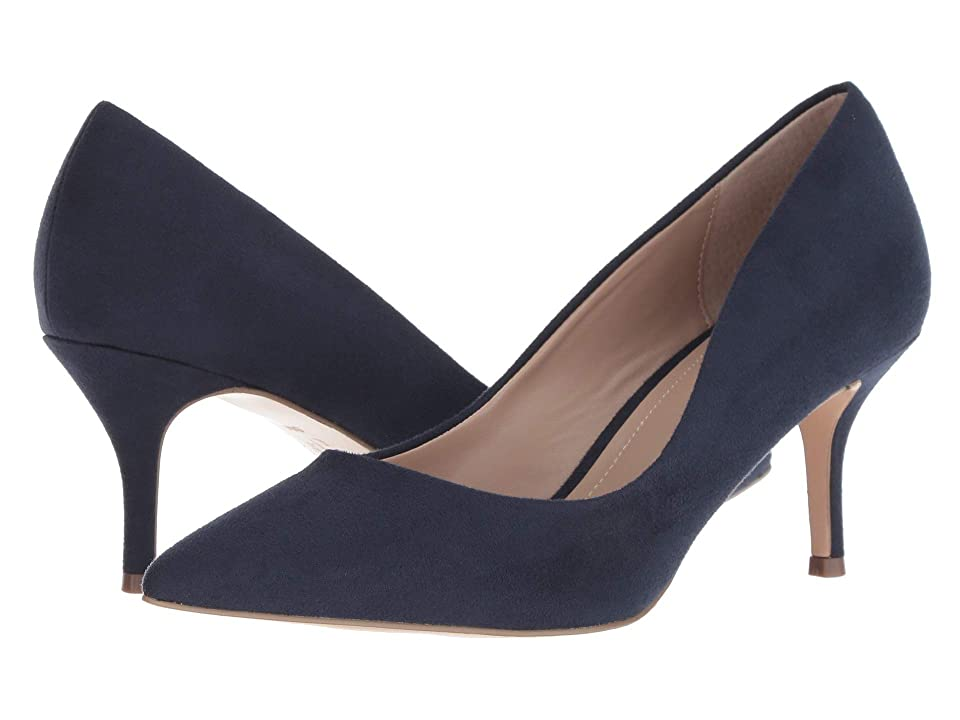 Charles by Charles David Angelica (Deep Navy Microsuede) Women