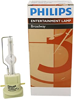 Philips MSR Gold 575/2 MiniFastFit 575W AC Lamp for Touring/Stage Lighting