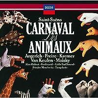 Saint-Saens: Le Carnaval Des Animaux by Martha Argerich (2015-06-03)