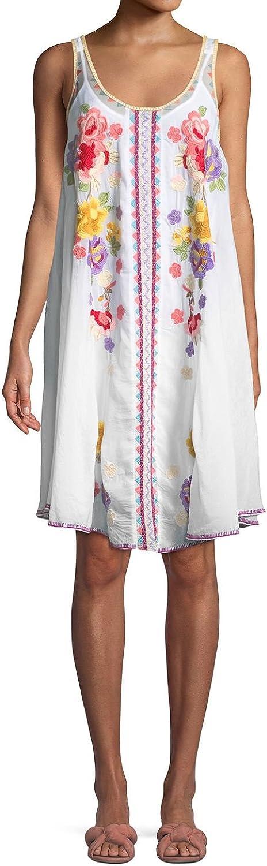 Johnny Was Womens Peta Dress (Slip) Casual Dress