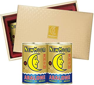 New Moon 2s Luxurious Mexico Abalone Gift Set, (Pack of 2)