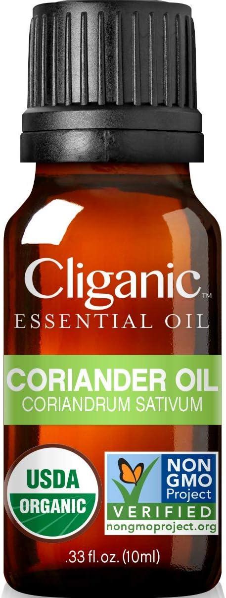 Organic Coriander Seed Essential Oil