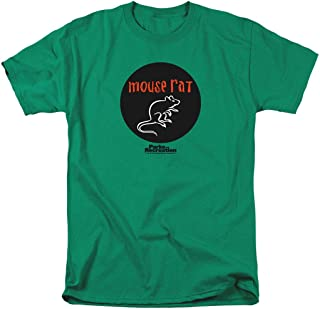 Parks & Rec Mouse Rat Pawnee Band T Shirt & Stickers