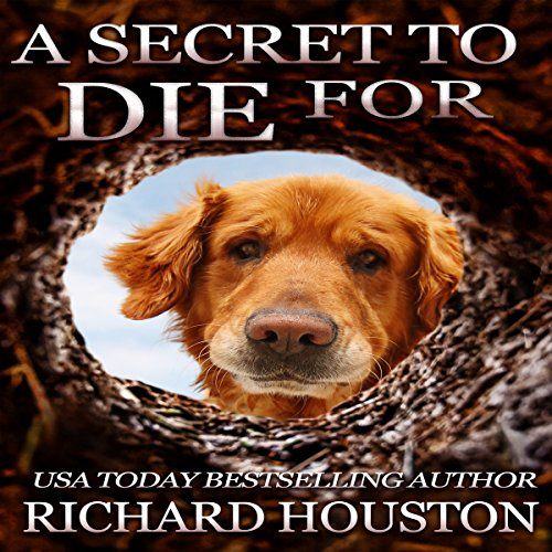 A Secret to Die For audiobook cover art