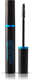 Max Factor 2000 Calorie Waterproof Mascara, Black, 9 ml
