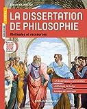 La dissertation de philosophie - Méthodes et ressources - Méthodes et ressources