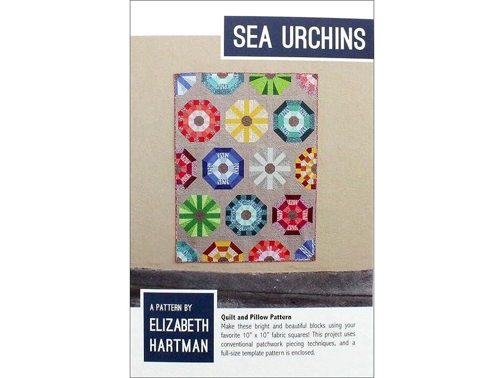 Elizabeth Hartman Ptrn Sea Urchins Pattern