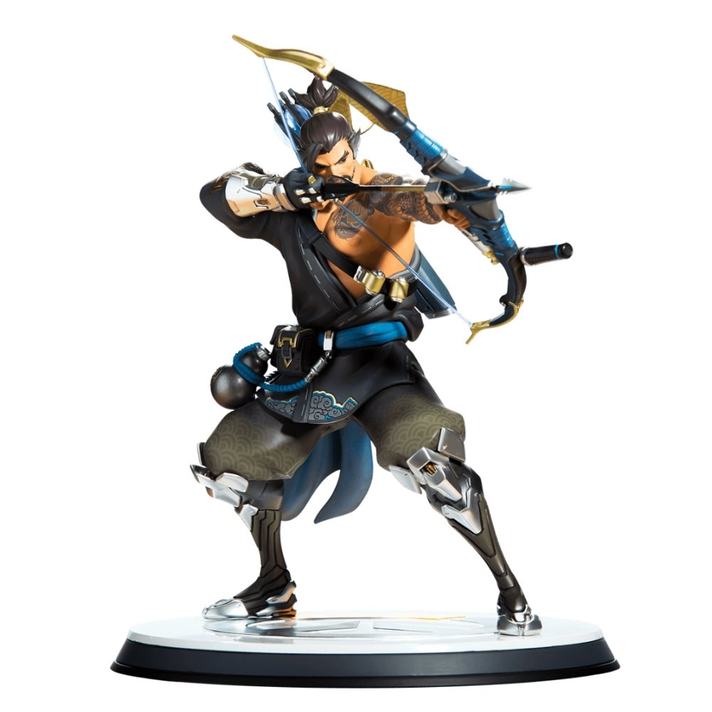 Overwatch Premium Statues Hanzo - A surprise gift price is realized xbox_one