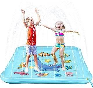 Epoch Air Sprinkler Pad & Splash Play Mat, 67