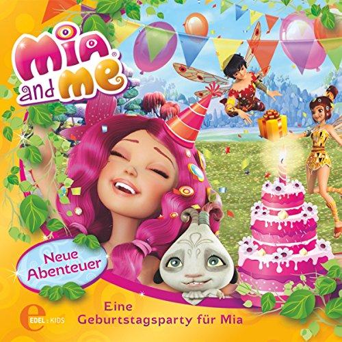 Eine Geburtstagsparty für Mia Titelbild