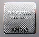 AMD Radeon Graphics Metal Sticker 18 x 18mm [813]