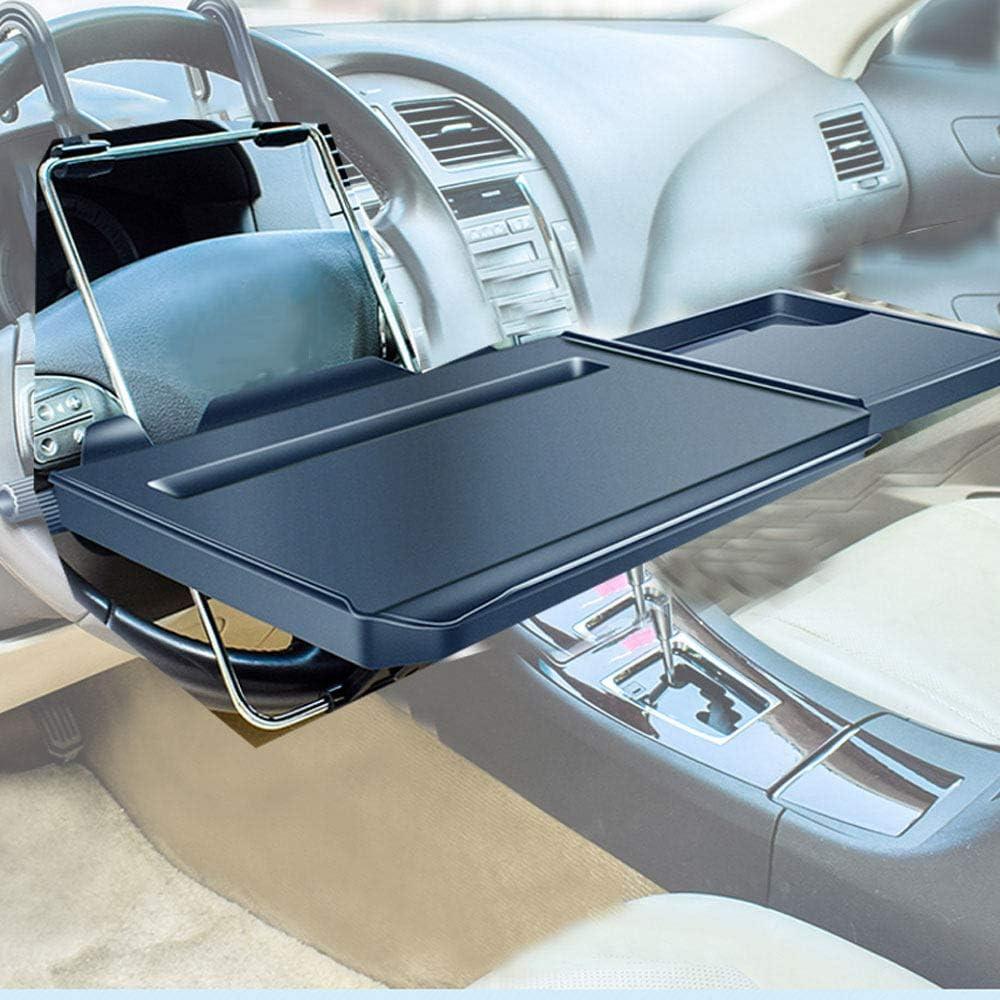 Termaly Autotisch Autotisch Auto Auto Rücksitz Tragbarer Pc Tablett Tisch Auto Esszimmertisch Getränkehalter Schwarz Black Garten