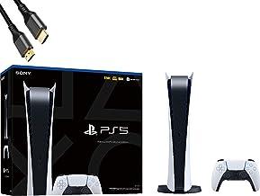 Sponsored Ad - PS5 Playstation 5 Digital Edition Gaming Console - 16GB GDDR6 RAM, 825GB SSD, Bluetooth 5.0, Wi-Fi 6, 4K-TV...