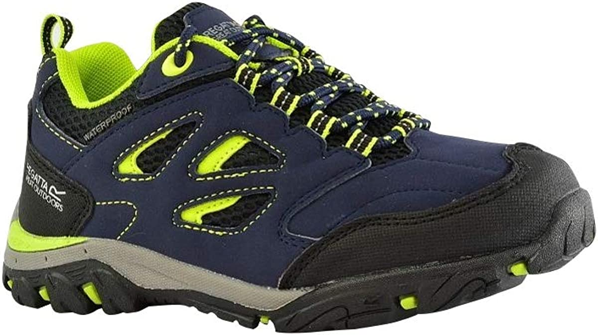 Regatta Unisex Kids Holcombe Iep Low Jnr Walking Shoe
