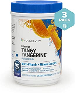 BEYOND TANGY TANGERINE - 420G CANISTER, by Youngevity