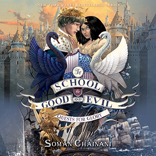 The Quests for Glory     The School for Good and Evil, Book 4              De :                                                                                                                                 Soman Chainani                               Lu par :                                                                                                                                 Polly Lee                      Durée : 18 h et 27 min     Pas de notations     Global 0,0