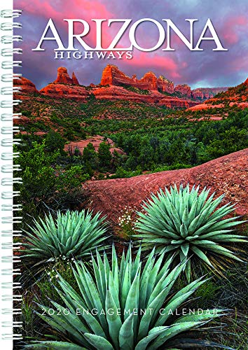 Arizona Highways 2020 Engagement Calendar