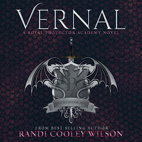 Vernal audiobook cover art