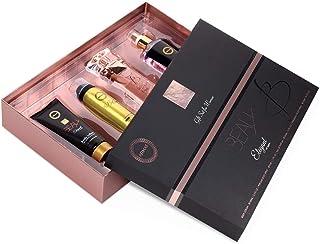 Armaf Beau Elegant Women, 4 Pieces Gift Set, Eau De Parfum - 100ml + Body Lotion - 100ml + Perfumed Body Spray - 50ml + Fr...