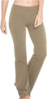 Houmous Women's Yoga Pants Workout Running Capri Leggings Inner Hidden Pocket