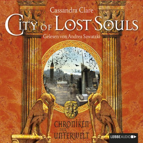 City of Lost Souls (Chroniken der Unterwelt 5) Titelbild