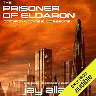 Page de couverture de The Prisoner of Eldaron