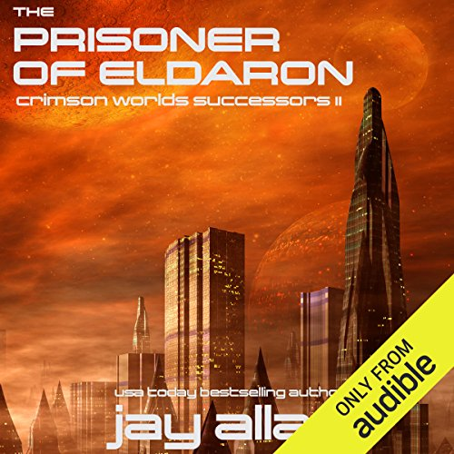 The Prisoner of Eldaron cover art