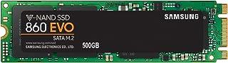 Samsung SSD 500GB 860EVO M.2 2280 SATA6Gbps 5年保証 正規代理店保証品 MZ-N6E500B/EC