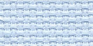 DMC GD1436-4600 Classic Reserve Gold Label Aida Fabric Box, Light Blue, 14 Count