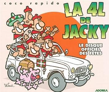 La 4L de Jacky - Le Disque Officiel Des Fêtes