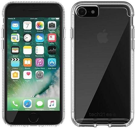 fb2be0b1977 Tech21 Pure Clear Funda Protectora para Apple iPhone 7 / iPhone 8 -  Transparente