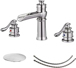 Slt Lever Faucet Basin Faucet Bathroom Taps Bubbler Tap Taps Modern Kitchen Sink Taps Handle Solid Taps Mixer Kitchen Tap with 304 Stainless Steel Black Kitchen Taps European Taps Paint Hot and Cold
