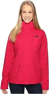 Boundary Triclimate Womens Insulated Ski Jacket - Large/Cerise Pink