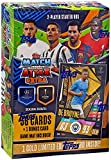 2020-21 Topps Match Attax Extra UEFA Soccer Hanger Box