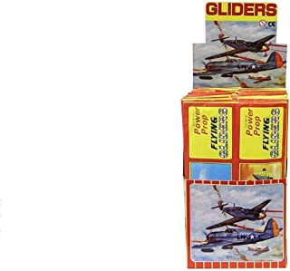 DierCosy 12pcs Flying Glider Planes gift for child