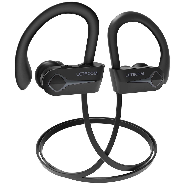 Bluetooth Headphones Earphones Waterproof Cancelling