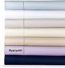 Ralph Lauren Queen Hyacinth - Light Purple Dunham Sateen Sheet Set